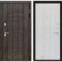 Входная дверь Лабиринт SCANDI 06 - Сандал белый