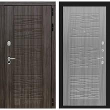 Входная дверь Лабиринт SCANDI 06 - Сандал серый