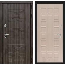 Входная дверь Лабиринт SCANDI 04 - Беленый дуб