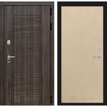 Входная дверь Лабиринт SCANDI 05 - Венге светлый