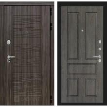 Входная дверь Лабиринт SCANDI 10 - Дуб филадельфия графит