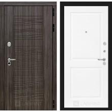 Входная дверь Лабиринт SCANDI 11 - Белый софт