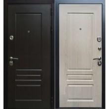 Входная дверь ZMD Премиум 116 Венге/Cандал светлый