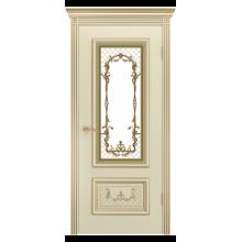 Межкомнатная дверь Шейл Дорс Дуэт R-0 В3 ДО
