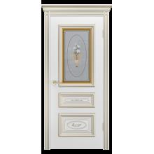 Межкомнатная дверь Шейл Дорс Трио R-0 В3 ДО