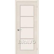 Дверь Браво Евро-41 Ф-23 (БелДуб)