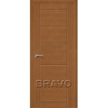 Дверь Браво Граффити-4 Ф-11 (Орех)