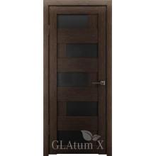Межкомнатная дверь Грин Лайн GLAtum X20
