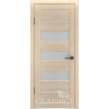 Межкомнатная дверь Грин Лайн GLAtum X22