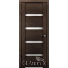 Межкомнатная дверь Грин Лайн GLAtum X41
