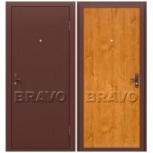 Входная дверь КНР Стройгост 5-1 Л-17 Золотистый Дуб