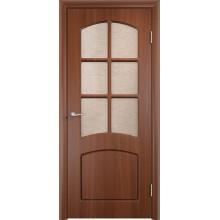 Межкомнатная дверь Верда Кэрол стекло