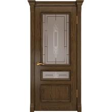 Межкомнатная дверь Люксор ФЕМИДА-2 стекло