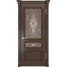 Межкомнатная дверь Люксор ГЕРА-2 стекло