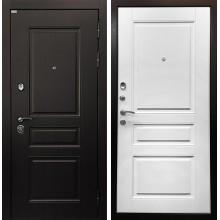 Входная дверь Ратибор ЛОНДОН 3К White